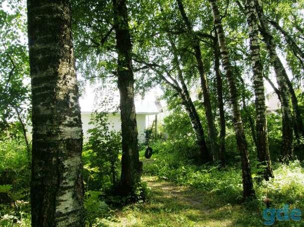 Продаю участок 11 соток с 2-х эт.деревянным домом в ближайшем Подмосковье., фотография 6