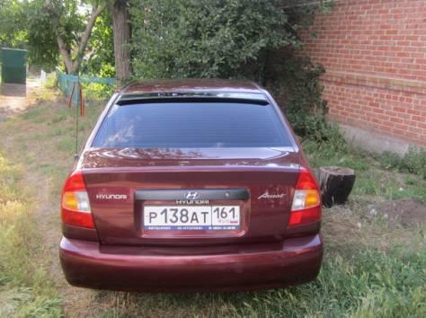Продаётся Hyundai Accent 2008 г., фотография 4