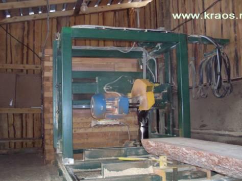 дисковая угловая пилорама упс-600 краос, фотография 2