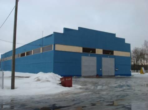 Склад в аренду 320 руб в месяц за метр кв., фотография 1