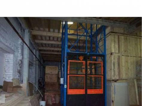 Грузовой подъемник ТИТАН для заводов, фотография 1