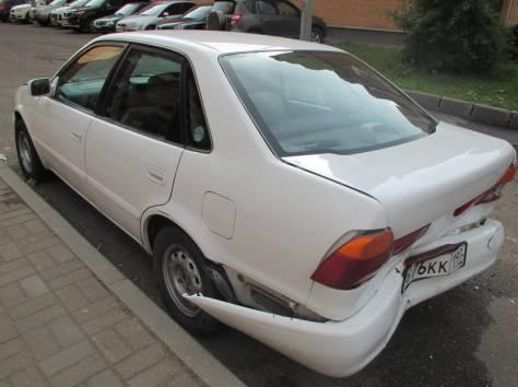 Toyota Sprinter, седан, 1997 г. в., пробег: 190000 км., автоматическая, 1.5 л, фотография 2
