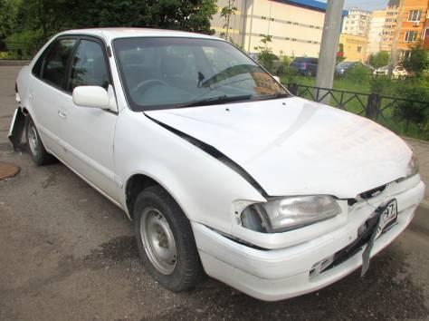 Toyota Sprinter, седан, 1997 г. в., пробег: 190000 км., автоматическая, 1.5 л, фотография 3