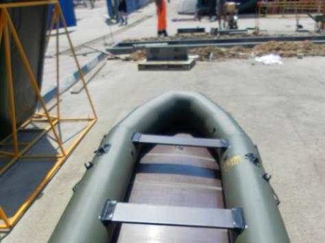 моторная лодка пвх ф-340, фотография 1