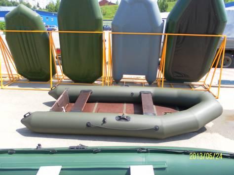 моторная лодка пвх ф-340, фотография 3