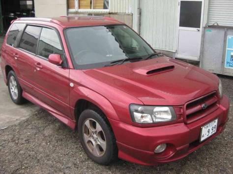 Subaru Forester SG5, фотография 1