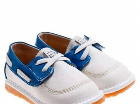 Детская обувь «Little Blue Lamb», фотография 4