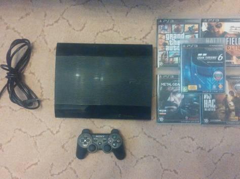Sony Playstation 3 500GB, фотография 1