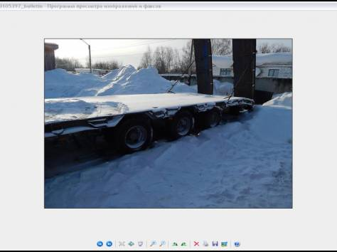 продам полуприцеп ЧМЗАП  9906-036Д, фотография 1