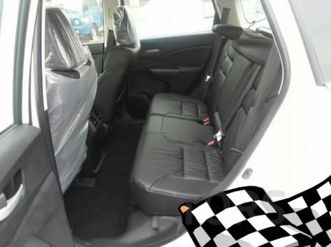 Honda CR-V 2013 год (белая ), фотография 7