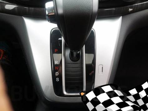 Honda CR-V 2013 год (черный), фотография 7