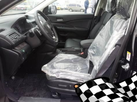 Honda CR-V 2013 год (черный), фотография 10