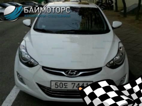 Hyundai Avante 2011 год , фотография 1