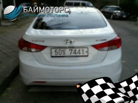 Hyundai Avante 2011 год , фотография 3