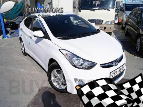 Hyundai Avante 2013 год (Лакшери), фотография 1