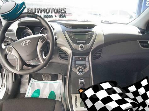 Hyundai Avante 2013 год (Лакшери), фотография 3