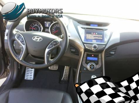 Hyundai Avante 2013 (ТОП), фотография 3