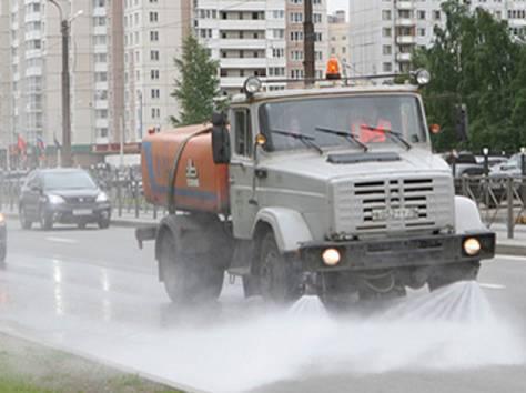 Услуги аренды Поливомоечной машины и Водовоза , фотография 2
