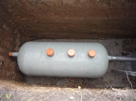 Септик  биологической очистки для загородного дома и дачи, фотография 2