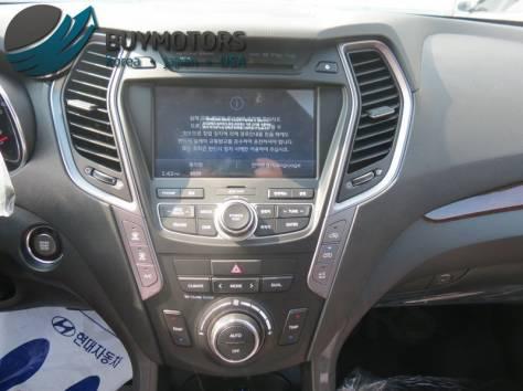 Hyundai Santa Fe 2013 год (белая), фотография 11