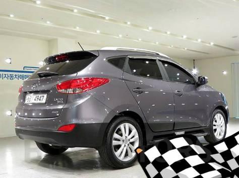 Hyundai Tucson 2010 год, фотография 3