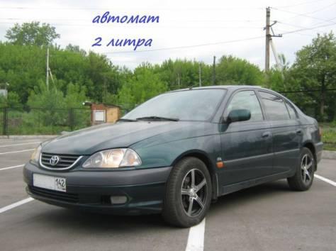 Продам Toyota Avensis(2001г.), фотография 1