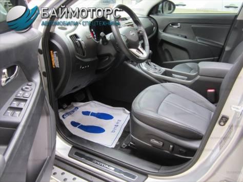 Kia sportage 2011 limited diesel (серый), фотография 6