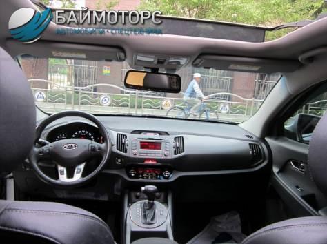 Kia sportage 2011 limited diesel (серый), фотография 7