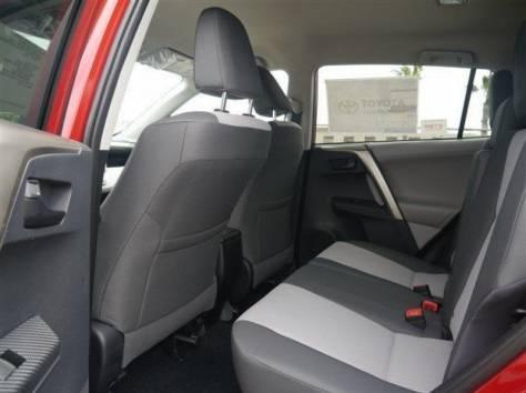 Toyota RAV4 2013 год (красная), фотография 7
