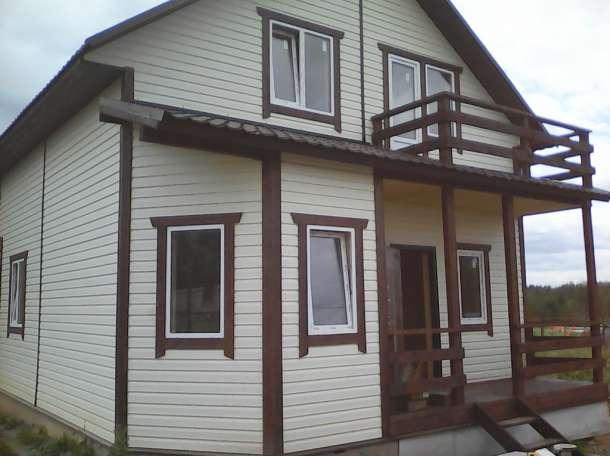 Зимний дом в Верховье, фотография 2