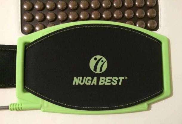 Массажная лечебная кровать nuga best NM-5000, фотография 1