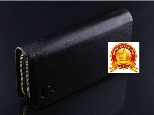 Кожаный клатч Apple 2D, фотография 3