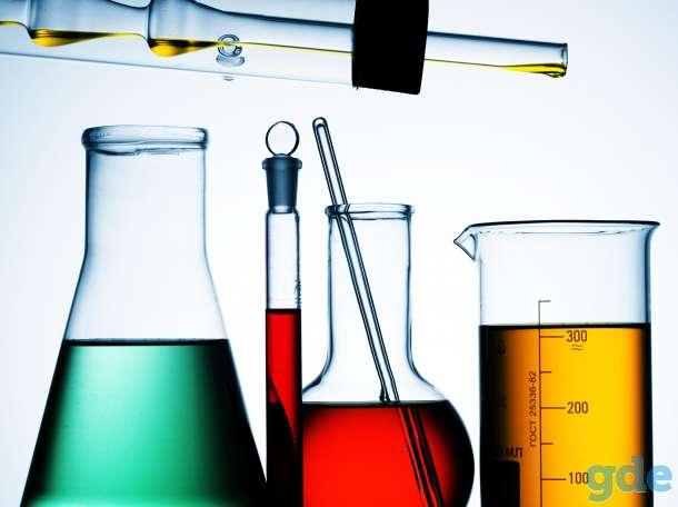 Оборудование кабинета химии, фотография 1