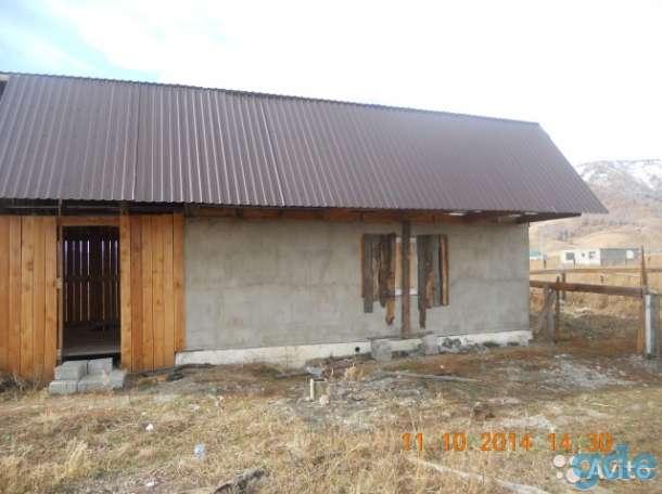 Продам домик на Алтае, Республика Алтай, Усть-Коксинский район, село улица Надежды 79., фотография 1