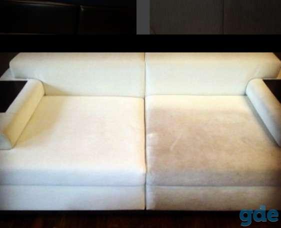 Химчистка мягкой мебели, фотография 5