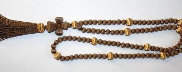 Чётки архиерейские (шелковые, подарочные) , фотография 6