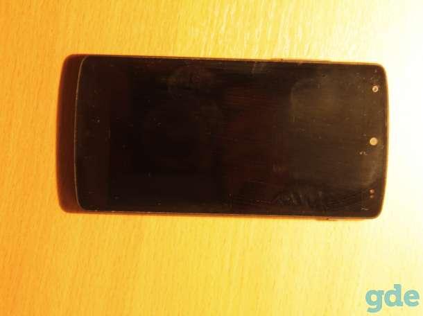 Смартфон LG nexus5, фотография 2