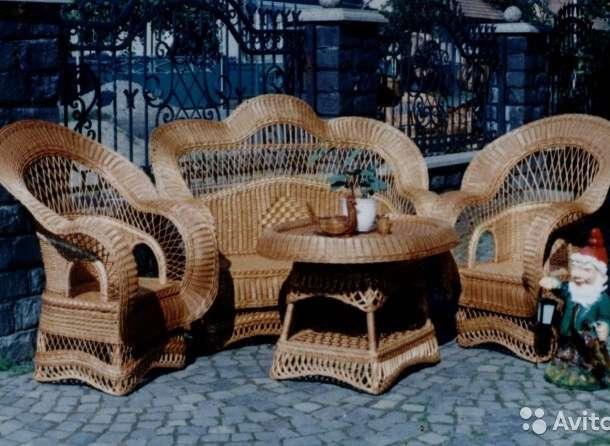 Плетеные корзины для грибов и другое, фотография 4