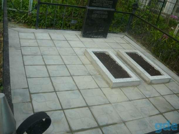 Mефодий и Компания предлогает памятники из гранита и мрамора, фотография 9