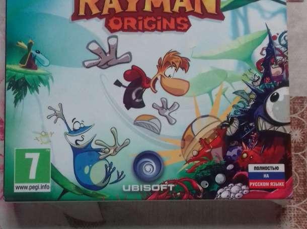 Продам компьютерную игру Rayman Origins, фотография 1