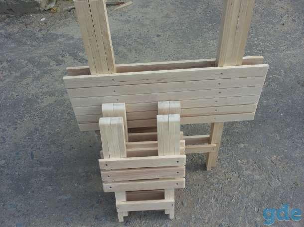 Раскладные стулья для дачи., фотография 8