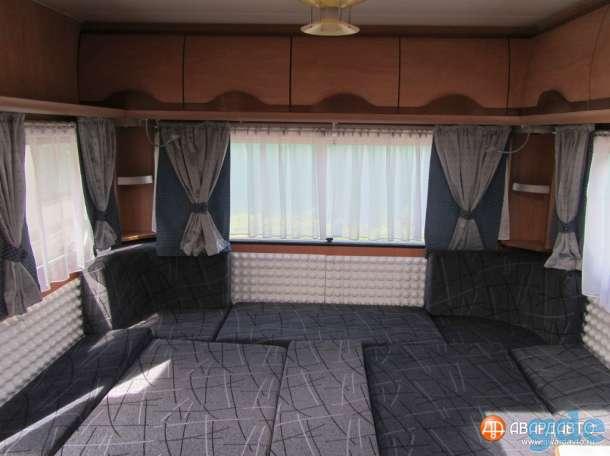 Дом на колесах, прицеп дача для легкового автомобля  BUERSTNER AMARA 690 TS, фотография 9