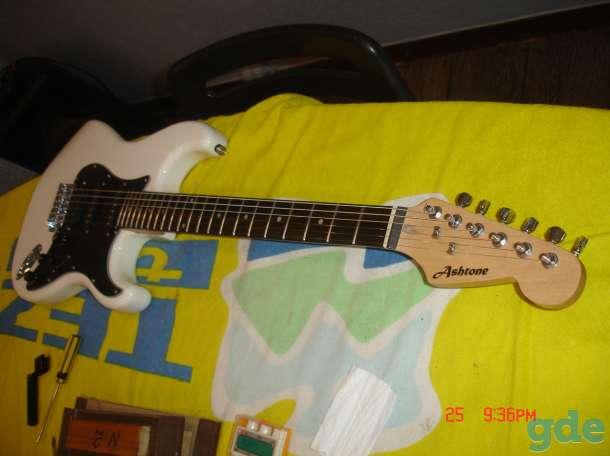 Гитара Ashtone ремонт гитар, фотография 7
