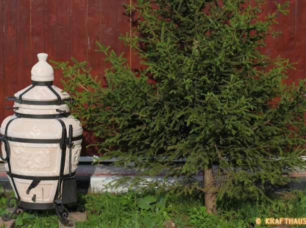 Тандыр Большой Семейный. 10 шампуров. Универсальный., фотография 1