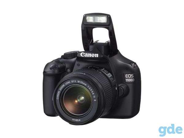 Продам фотоаппарат Canon eos 1100d, фотография 1