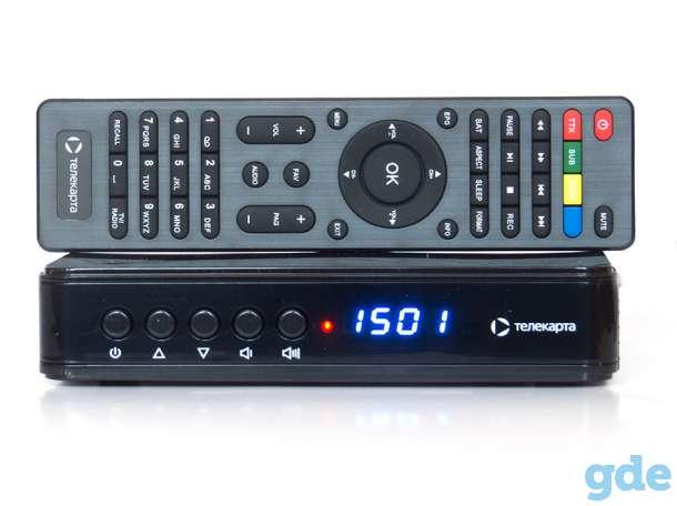 Ресивер для Телекарты HD EVO 09 - conax, фотография 2