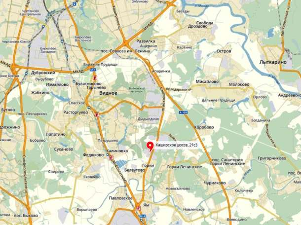 Продажа складского комплекса 4800 м2 на 6-м км. Каширского ш. от МКАД, фотография 9