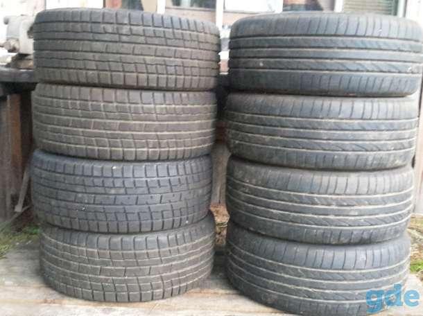 Продам шины, диски, фотография 1