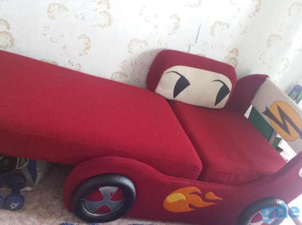 Продам кровать машину, фотография 1