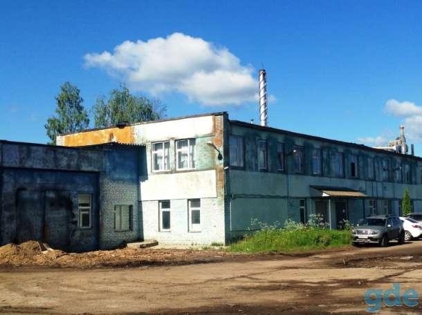Офисное (административное) здание с земельным участком., фотография 1